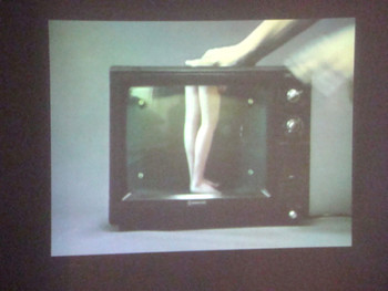 Unorderable Connections, 6 minute video, Video still from Hae-Min Kim.