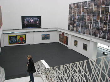 Installation view, Songzhuang Art Museum