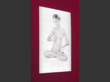 Tang Gallery Beijing: work by Hung Tunglu.