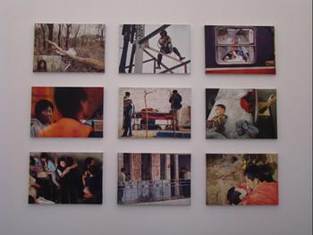 Xia Xing installation, 2007 (detail)