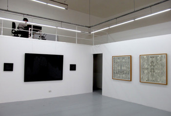 View of DAGC's inaugural exhibition, 'Beasts Along a Chain of Ineffable Deferments', 25 February – 17 April 2011.
