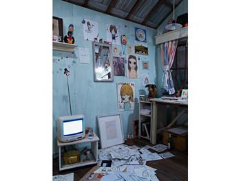 YNG (Yoshitomo Nara + graf), My Drawing Room 2008