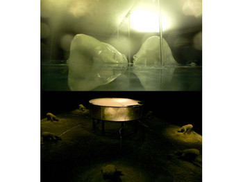 Atom Ocean: Once We're Dead, We Don't Have to Worry About Dying Anymore., 2006,