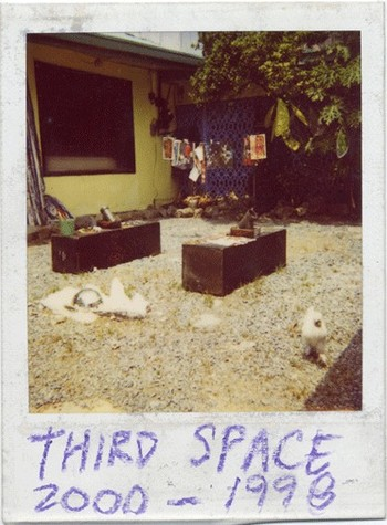 Image: Third Space, Blue Ridge, Quezon City, Metro Manila, Philippines, 1998-2000. Courtesy of Yason Banal.