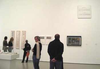 Top right - Matsuzawa Yutaka, My Own Death, 1970(coll. MoMA)
