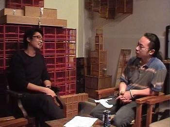 Image: Screenshot of AAA interview with Kum Chi Keung and Gum Chueng.