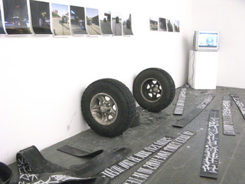 Qiu Zhijie & Total Art Studio, How do I become a loser?, 2008, performance & installation.