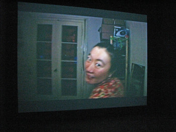 Effie Wu, Super Smile, 2007, single-channel video.