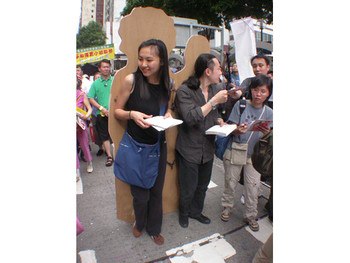 C&G's Documentation of 7‧1 Performances, 2005