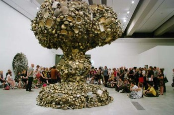 Artist talk by Subodh Gupta