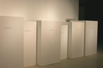 Yu Xudong, Possession (direct translation),2009, installation