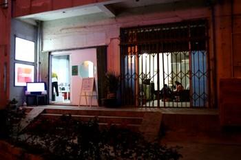 Entrance of 'Permanent Migrants' at Inheritance, Shenzhen