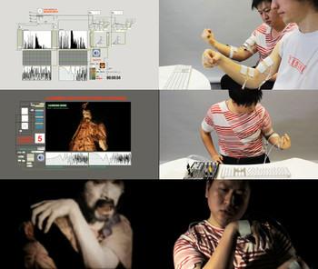 Prospectus For A Future Body, 2010, work in progress