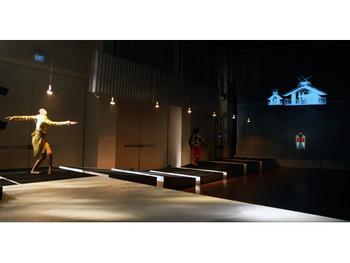 Reservoir, 2008, theatre performance