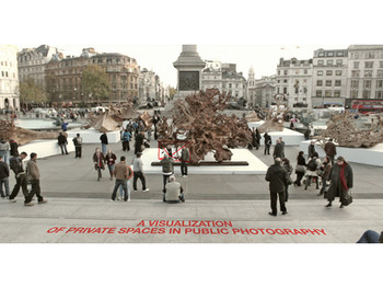 Crossing Borders, 2010, multi-media project