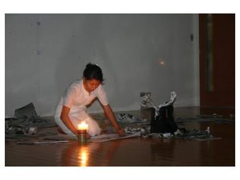 Performance in Taiwan in 2005