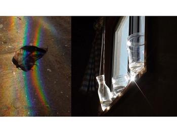 Rainbow Project, 2010, video installation