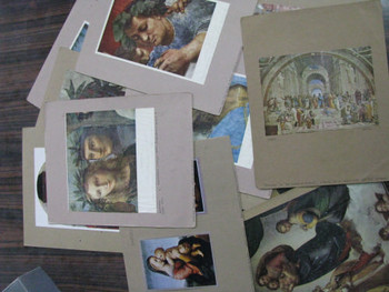 Image 26: images in the 'Raphael box'
