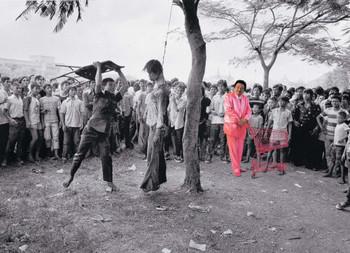 Manit Sriwanichpoom, Thailand, Horror in Pink no. 1, 2001, C-print.