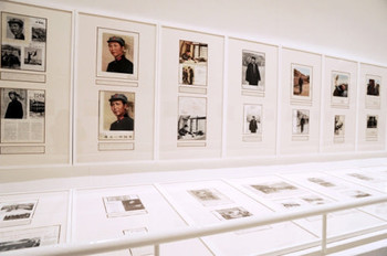 Zhang Dali, A Second History, photography installation