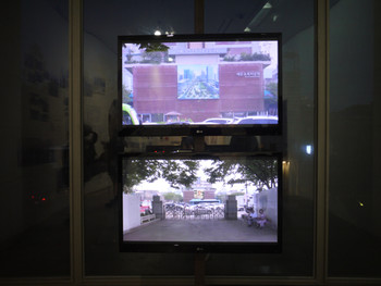 Hyunsuk Seo, An Architect's Voyage, 2011, double-screen video, 35 min