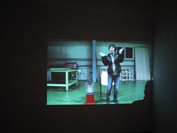 Heungsoon Im, Very Private Museum 3, 2011, archive and video installation, dimensions variable