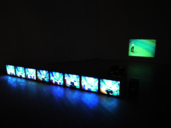 Vicente Vázquez and Usue Arrieta (Weare_QQ), Going in Circles, 2011, mixed media, dimensions variable