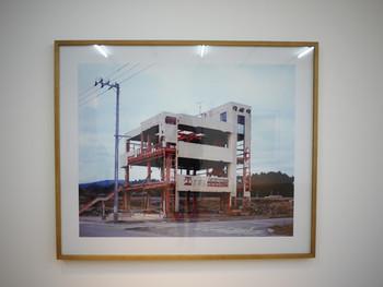 Minamisanriku_Building01 (12.3m), 2011, light jet print, 120 x 150 m