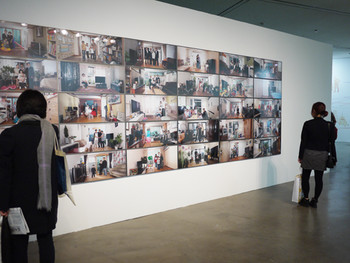 Yeondoo Jung, Southern Rainbow Seoul, 2011, photo installation, dimensions variable