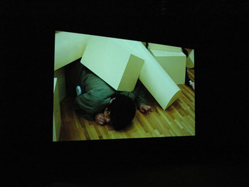 Hiroharu Mori, Workshop of Death (tentative title), 2011, HDV, sound, color, duration not yet determined