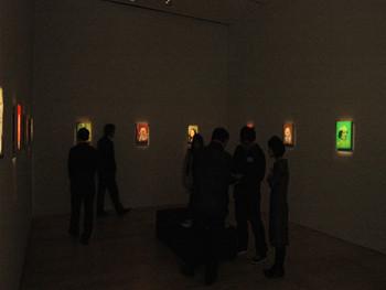 Installation view, Taro Nasu (Tokyo) showcases Djordje Ozbolt's work at G-tokyo