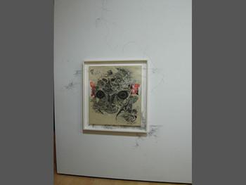 Gallery Koyanagi (Tokyo) showcases Ataru Sato's drawing at G-tokyo