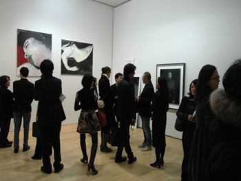 Installation view, the Gallery Koyanagi (Tokyo) booth at G-tokyo