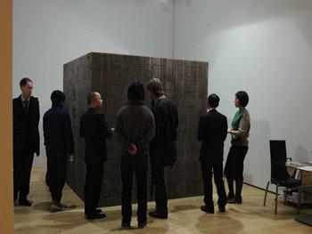 Installation view, ShugoArts (Tokyo) showcases Shigeo Toya's work at G-tokyo