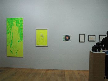 Installation view of Gallery Side 2 (Tokyo) booth at G-tokyo