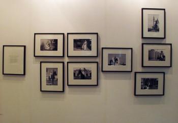 Bani Abidi, The Ghost of Mohammad Bin Qasim, 2006, archival inkjet print on paper, 11 x 17 in each, Experimenter gallery, Kolkata