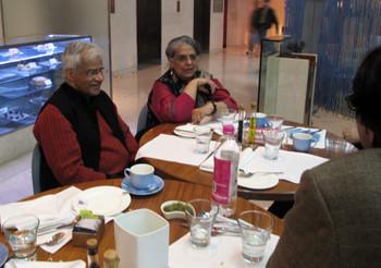 A conversation with Vivan Sundaram and Geeta Kapur