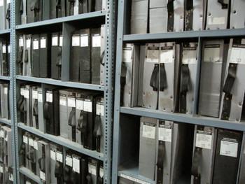 Art History files in The Maharaja Sayajirao University of Baroda resource center