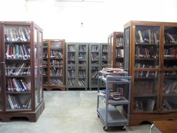 Library of Kala Bhavana, Santiniketan