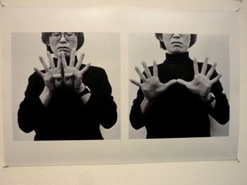 Kunyong Lee, Logic of Hands, 1975, photograph