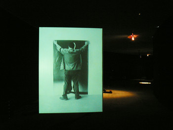 Seungyoung Kim, Self-portrait, 1999, single channel video
