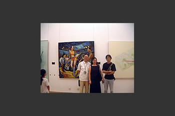 Zhang Zhaohui, Fu Xi and Han Qing