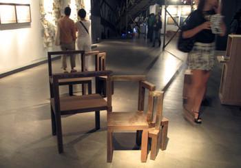 Freeman Lau's Chairplay