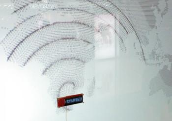 Lam Miu Ling, Streaming Nature, interactive sound installation
