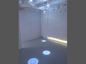 Troika, Falling Light, 2010, installation