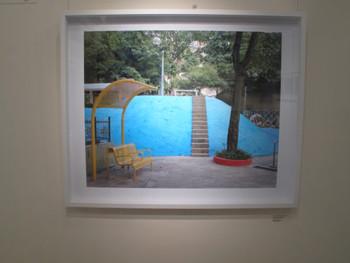 Dustin Shum, Ping Shek Estate, 2009, archival inkjet print on photo paper at 'Blocks'