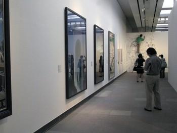 Exhibition view, Yokohama Museum of Art