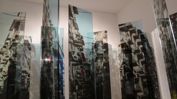 James Chu Cheok Son, Five-Storey Mansions, 2011, installation at the Macau Pavilion