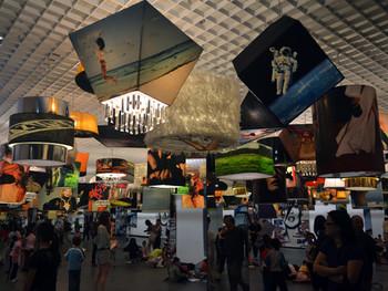 Installation by Yang Yong