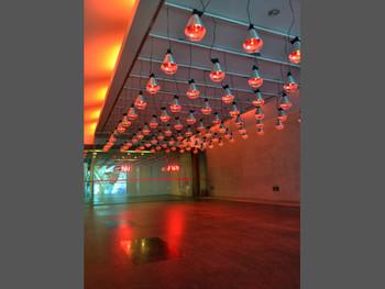 Koen Vanmehelen, Modified Spaces, 2011, site-specific installation